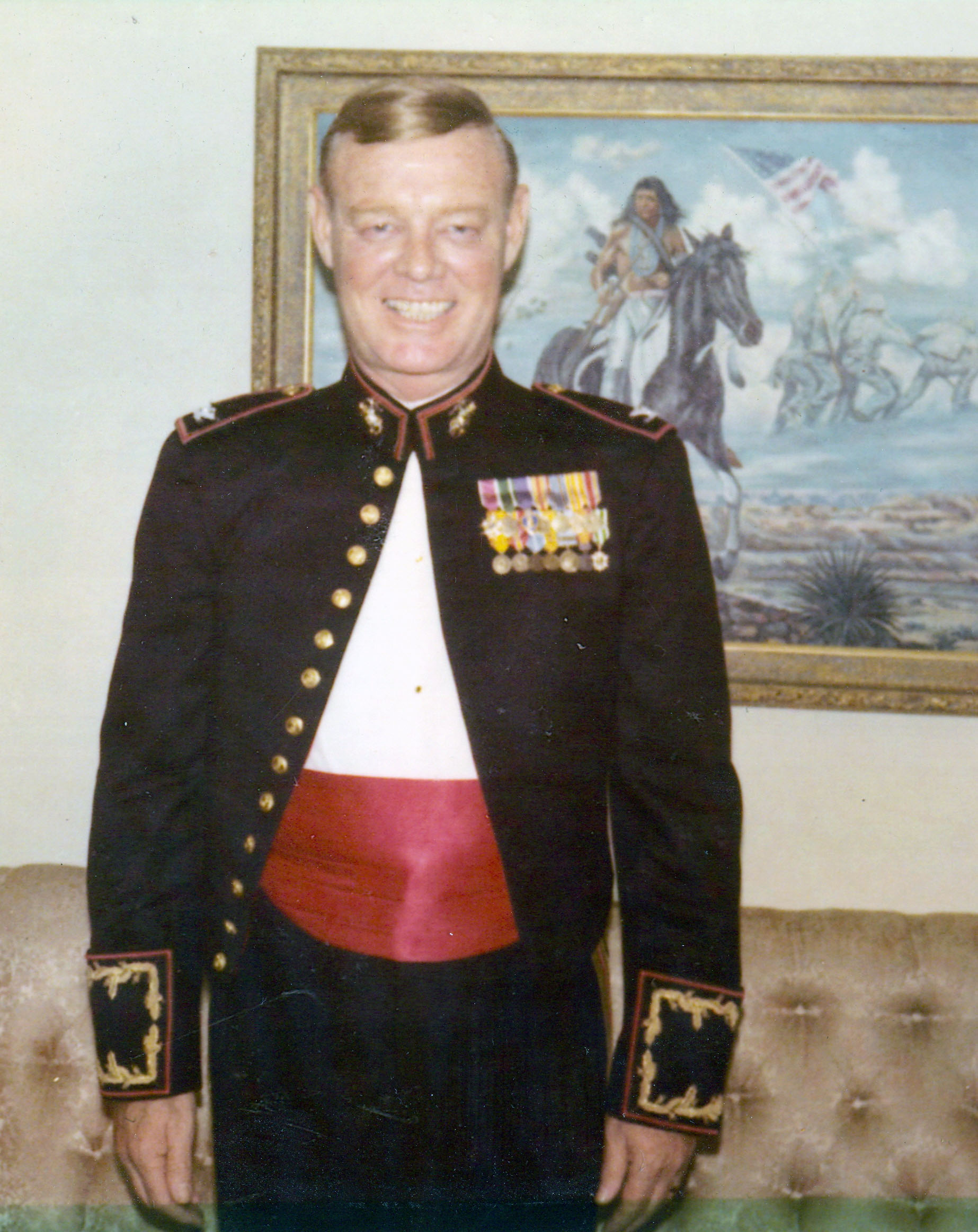 "Col Donald ""Don"" Ezell"