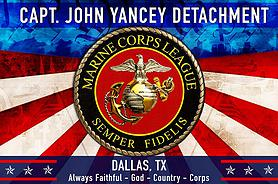 Capt John Yancey Detachment 631